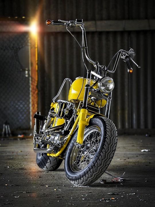 nettoyer sa moto soi-même